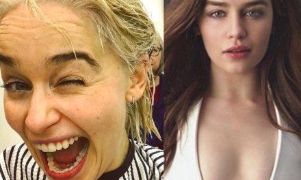 Emilia Clarke Adopts Daenerys Targaryen Hair Color
