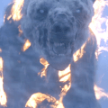 Zombie Polar Bear In Game of Thrones