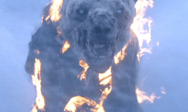 Game of Thrones Revealed: Zombie Polar Bear