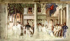 525px-Ovetari,_san_cristorforo_05-06,_Martirio_e_trasporto_del_corpo_decapitato_di_san_Cristoforo_di_Andrea_Mantegna