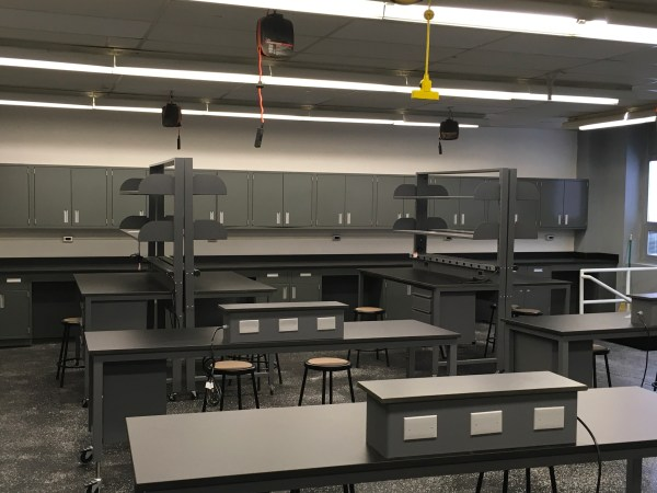 Hoboken High School Infusing Technology Labs With