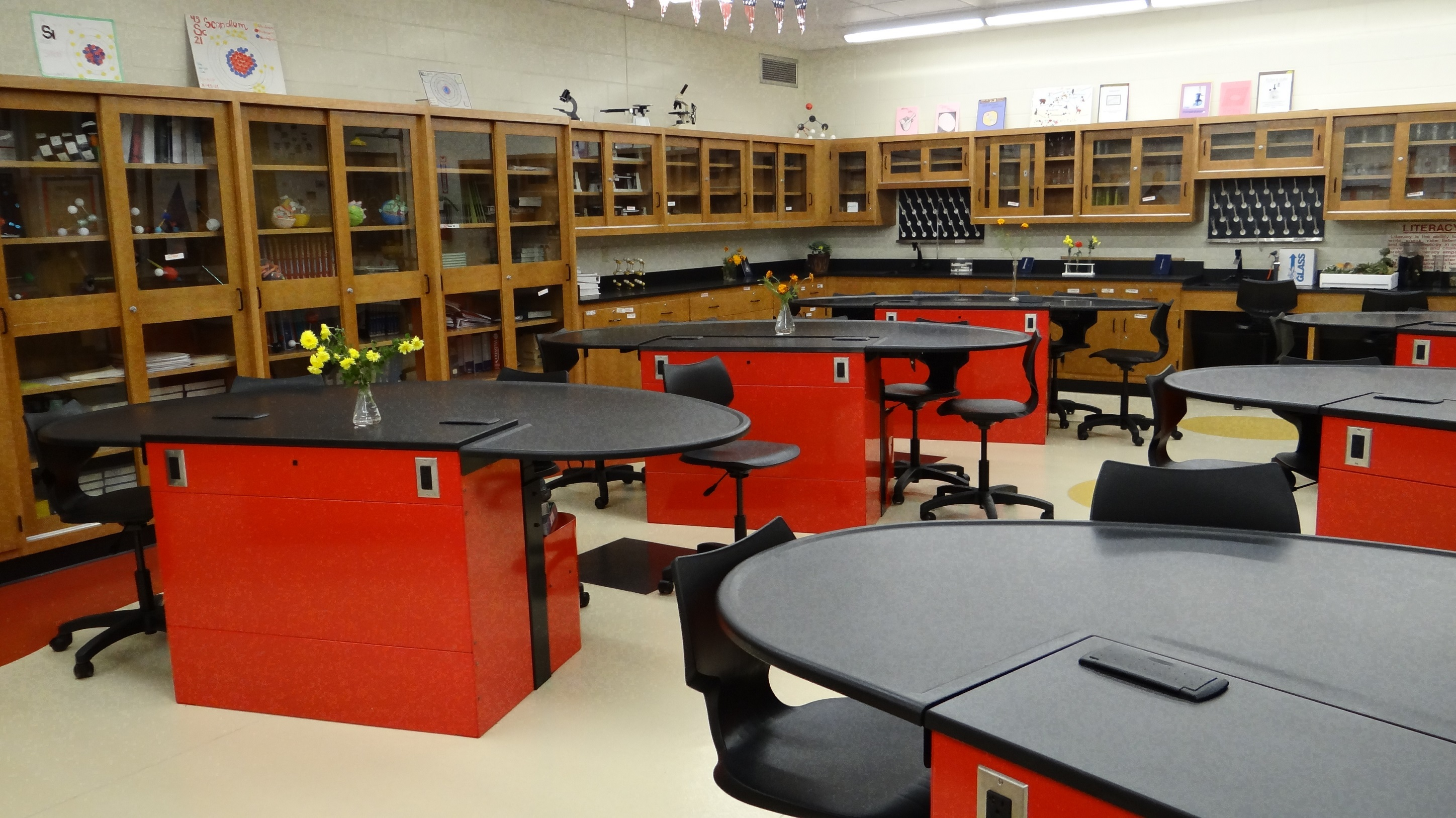 Another Nj High School S Science Lab Renovation Project