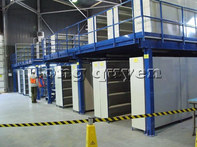 San tang lung Mezzanine Self Rack (8)