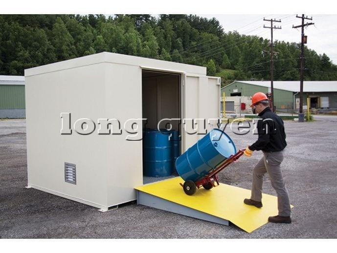 Kho nho an toan kieu container (4)