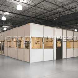 Nhà công nghiệp nhà văn phòng lắp ráp trong kho xưởng nhà máy