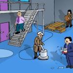 Các mối nguy hiểm đối với nhà kho và biện pháp phòng tránh