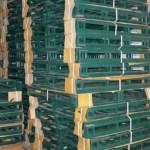 Lắp đặt giá kệ và 1152 pallet sắt tại kho Dược Phẩm