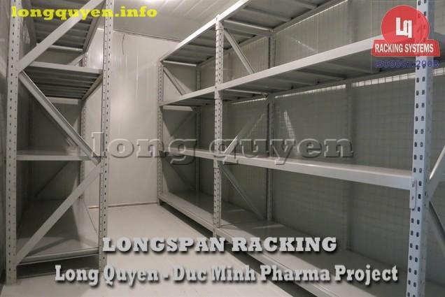 Gia ke hang trung Longspan Rack (1)
