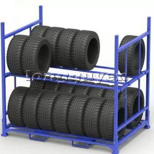 Kệ xếp chồng để lốp