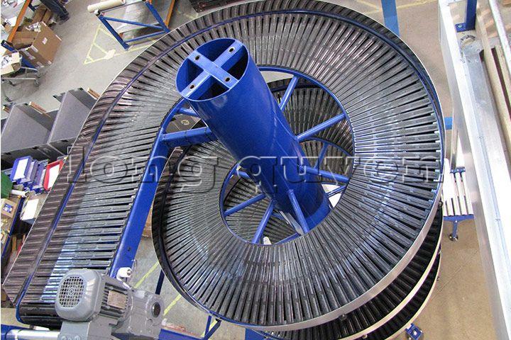 Băng tải băng chuyền con lăn công nghiệp vận thăng xoắn ốc (6)