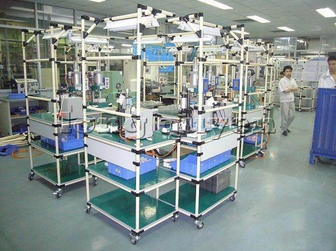 Hệ thống ống thép lắp ráp với khớp nối lắp ráp đa năng (11)