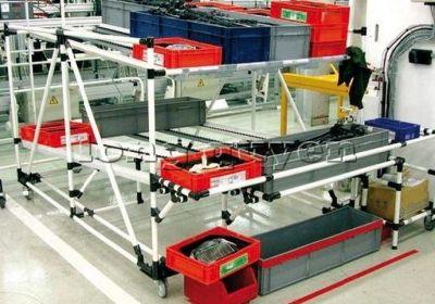 Hệ thống ống thép lắp ráp với khớp nối lắp ráp đa năng (8)