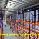 Giá Kệ Để Pallet Giá Kệ Công Nghiệp Kho Hậu Cần Logistic Cty ASG