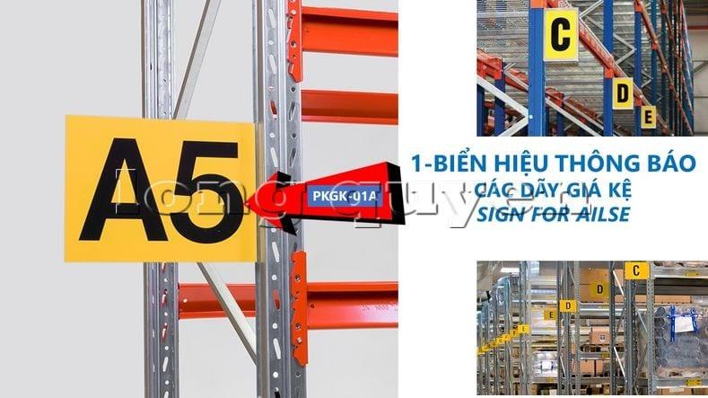 30 Phụ kiện giá kệ chứa hàng kệ kho hàng lắp ráp công nghiệp (Phần I)