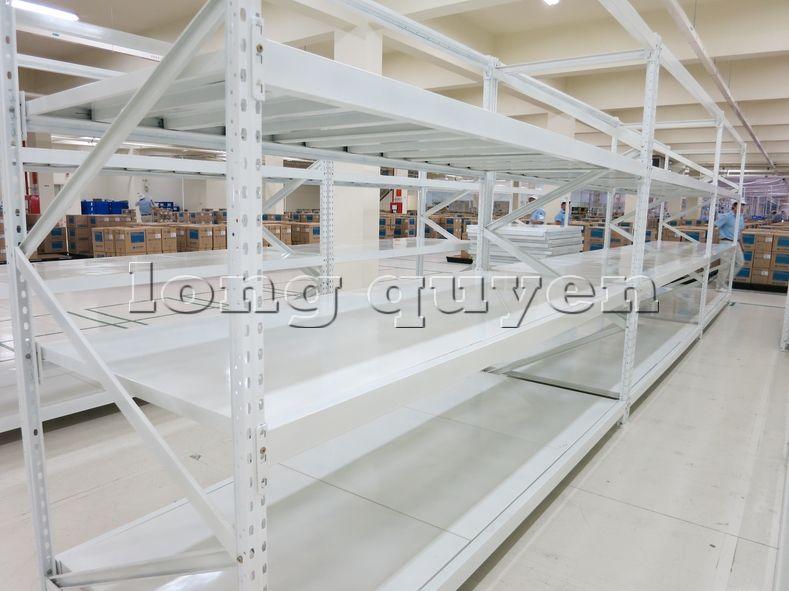 Giá kệ trung tải kệ chứa hàng sàn tôn hạng trung cty OSCO International (9)