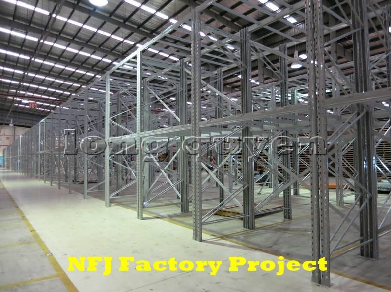 Giá kệ pallet giá kệ kho hàng lắp ráp tại nhà máy NFJ (1)