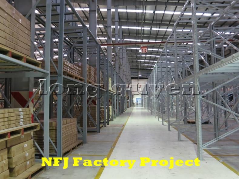 Giá kệ pallet giá kệ kho hàng lắp ráp tại nhà máy NFJ (6)