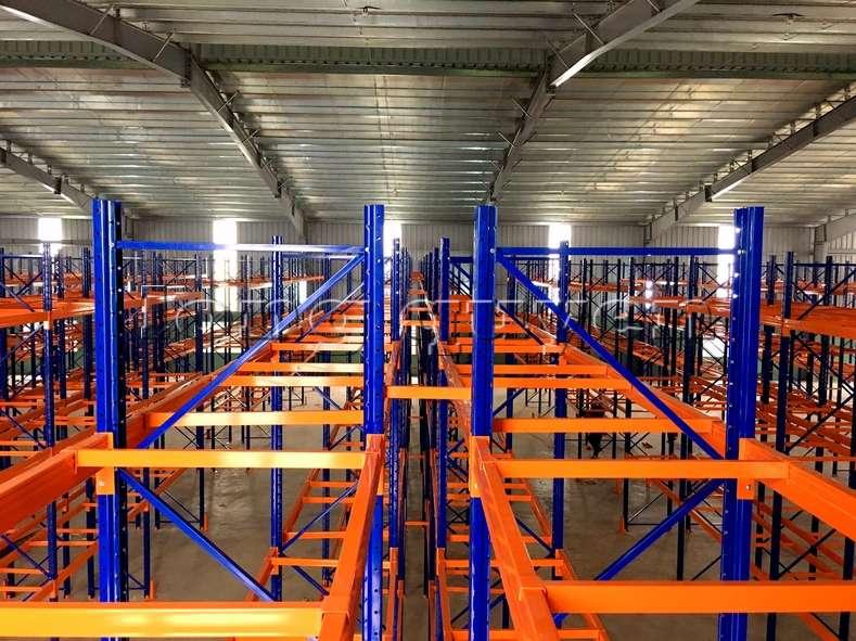 Giá kệ công nghiệp giá kệ chứa hàng để pallet công ty AAB (8)