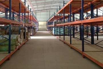 Giá kệ để vải cuộn kho hàng nguyên liệu may công ty Sao Mai (12A)_compressed