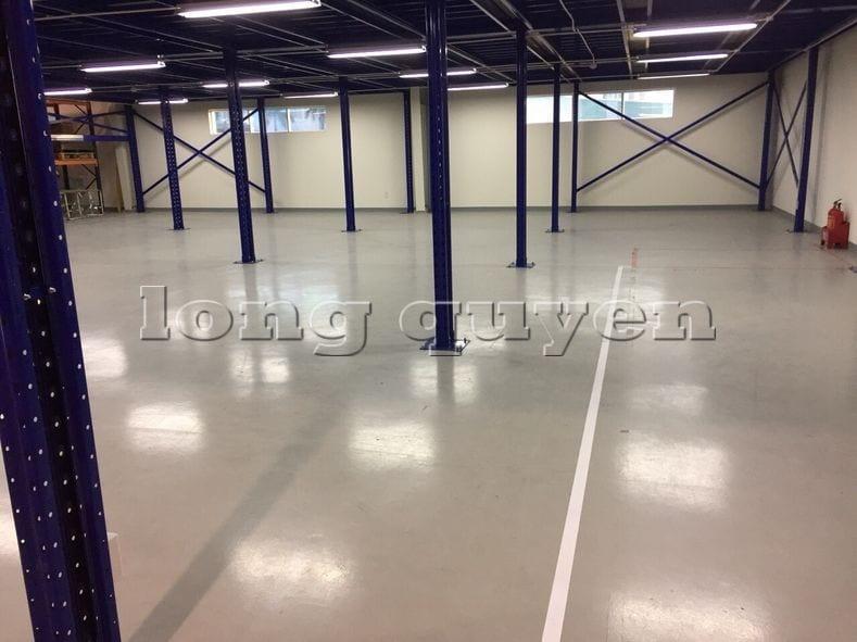 Lắp đặt sàn kho hàng tầng lửng mezzanine tại công ty Leprocon (3)