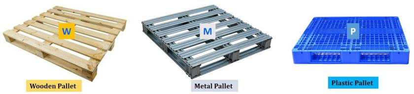 Pallet, kích thước và phân loại pallet trong lưu trữ hàng hóa 8