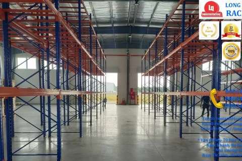Kệ Pallet Chọn Lọc (Selective Pallet Rack)