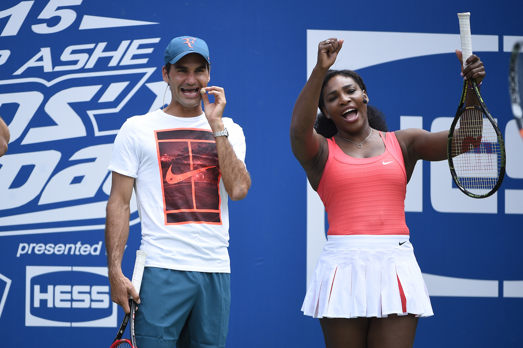 Roger Federer is Brilliant, But Don't Ever Forget About Serena Williams