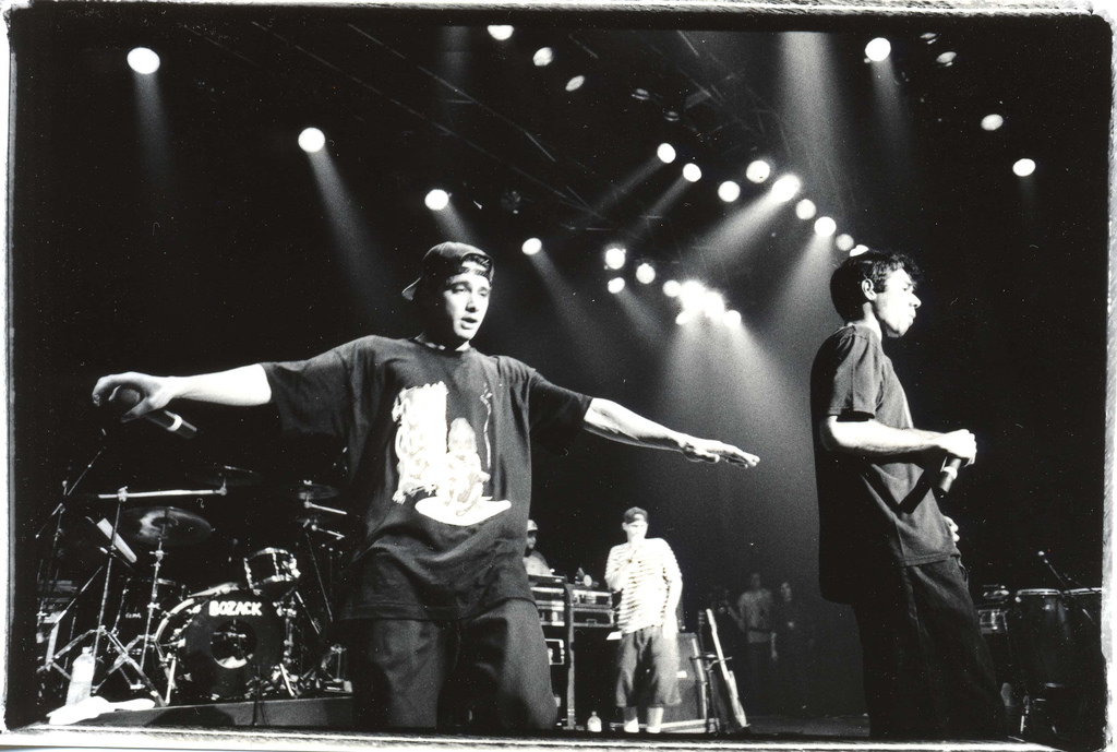 While They Were Creating the Album, the Beastie Boys Were Also Creating Themselves
