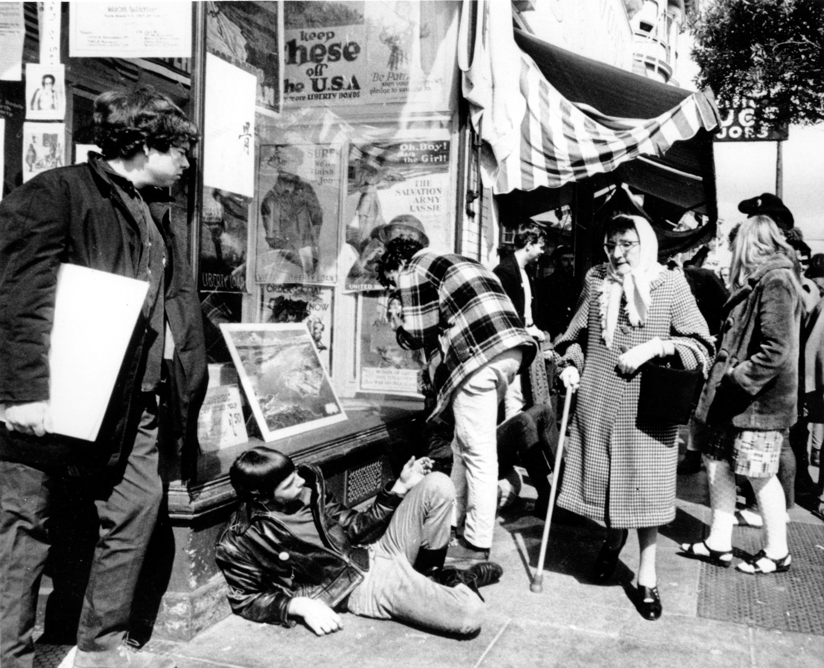 San Francisco Haight-Ashbury 1967 Summer of Love