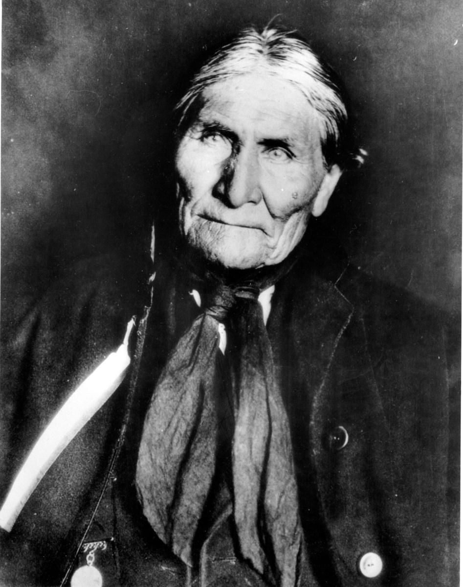 Apache Indian Geronimo
