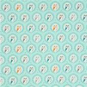 sweet owlies / Patty Sloniger - www.michaelmillerfabrics.com/
