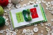 needlebooks, igielnik, igielnik książeczka, needle case, sewing kit, zestaw do szycia, szycie na maszynie, prezent handmade, blog o szyciu, bawełna patchworkowa, kolorowy filc