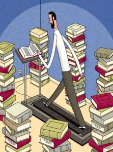 readingontreadmill