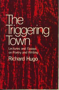 Richard Hugo's amazing book.