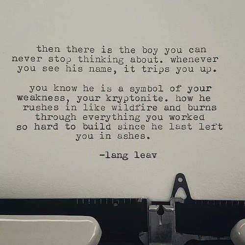 A poem by Lang Leav. (Photo/Creative Commons)