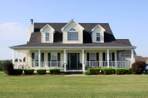House with Wrap around Porch