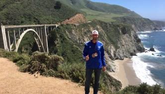 Big Sur Marathon review: beautiful and brutal