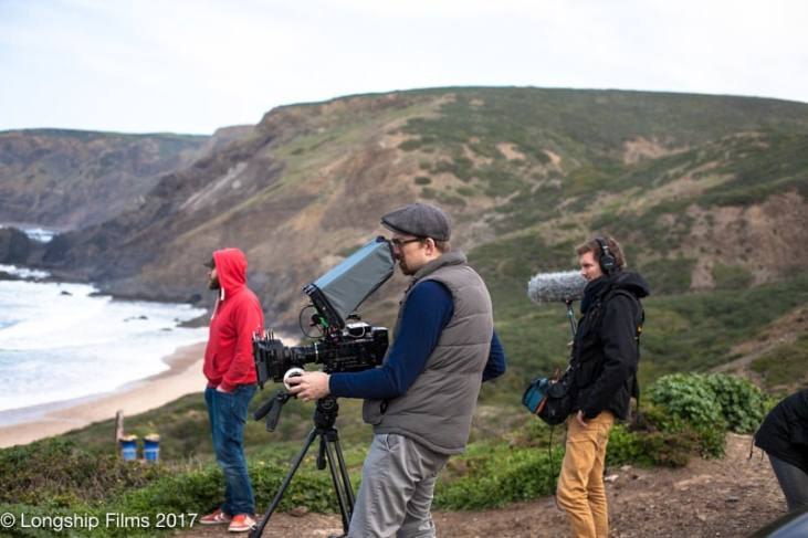 At Ponta da Ruiva | director Kristjan Knigge | cinematographer Chad McClarnon | sound recordist Erik Schuring