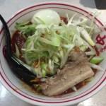 目黒の中本でMUSASHI を食べてきた!夏先取りの旨辛餡がイイ