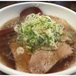 よってこや  新宿南口店 新京都濃厚醤油ラーメン
