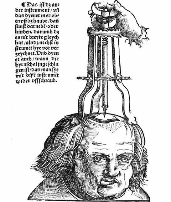 JF Ptak Science Books: (Un-?) Necessary Emotion: Medical