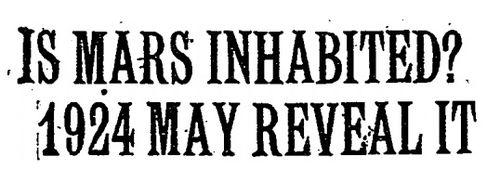 Mars 1924