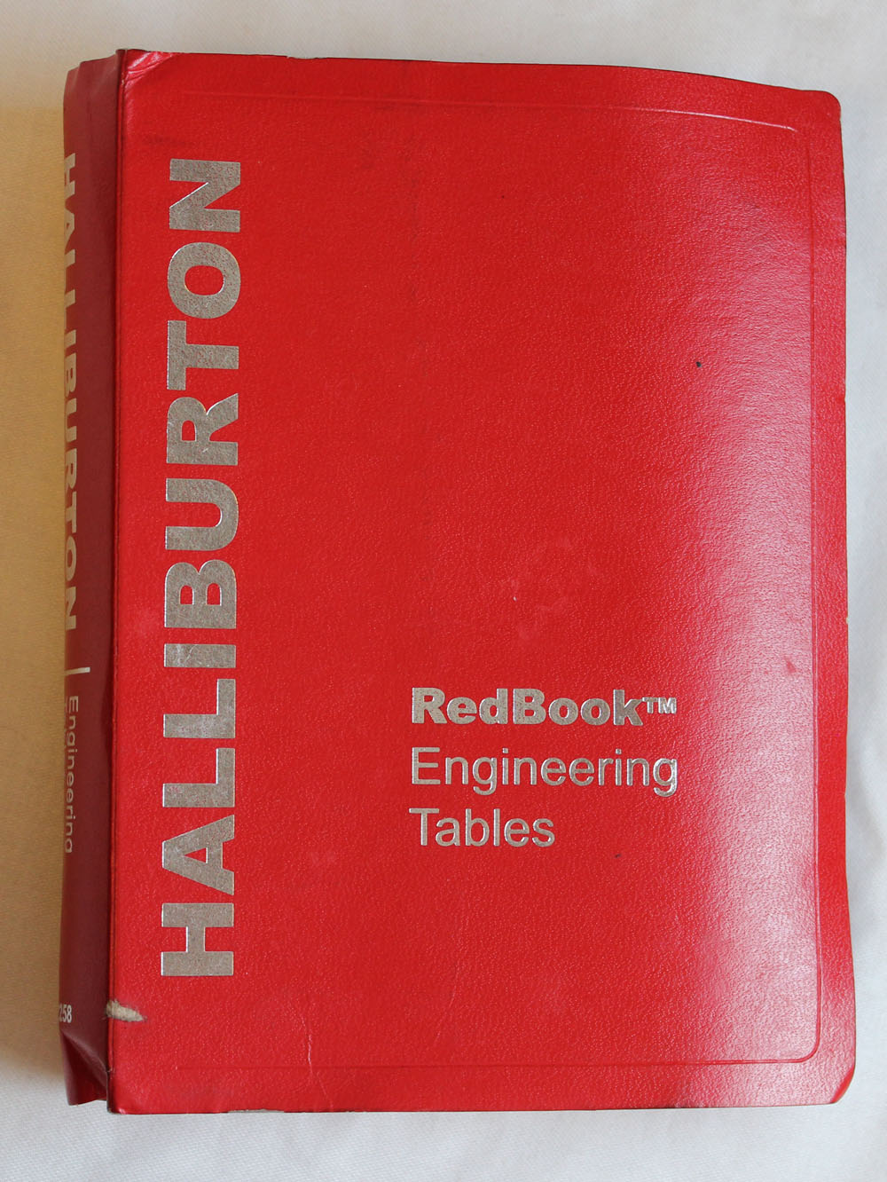 Halliburton Cementing Tables Red Book Photos  Long Tail Gifts