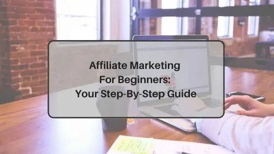 affiliate marketing for beginners 2