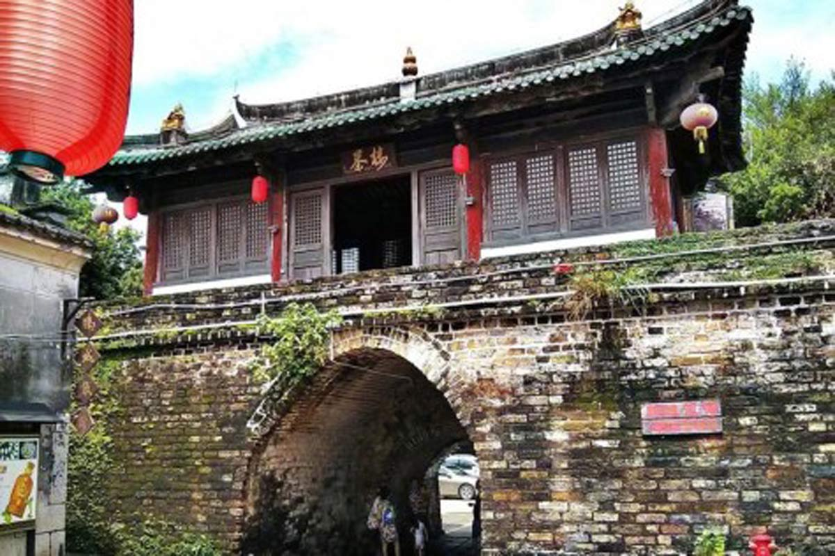 Dapeng Ancient Fortress