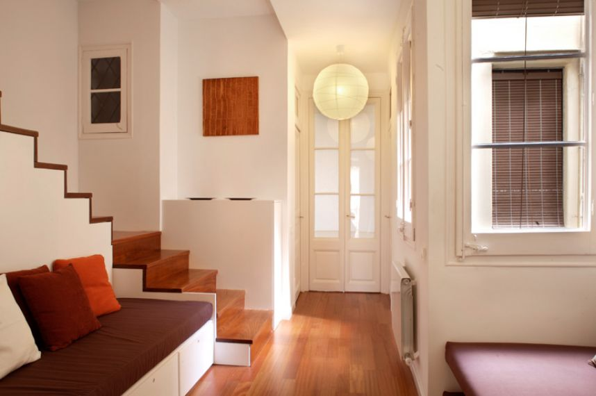 Girona Atico alojamiento Barcelona