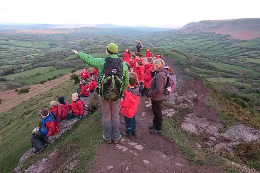 Hereford School Trip