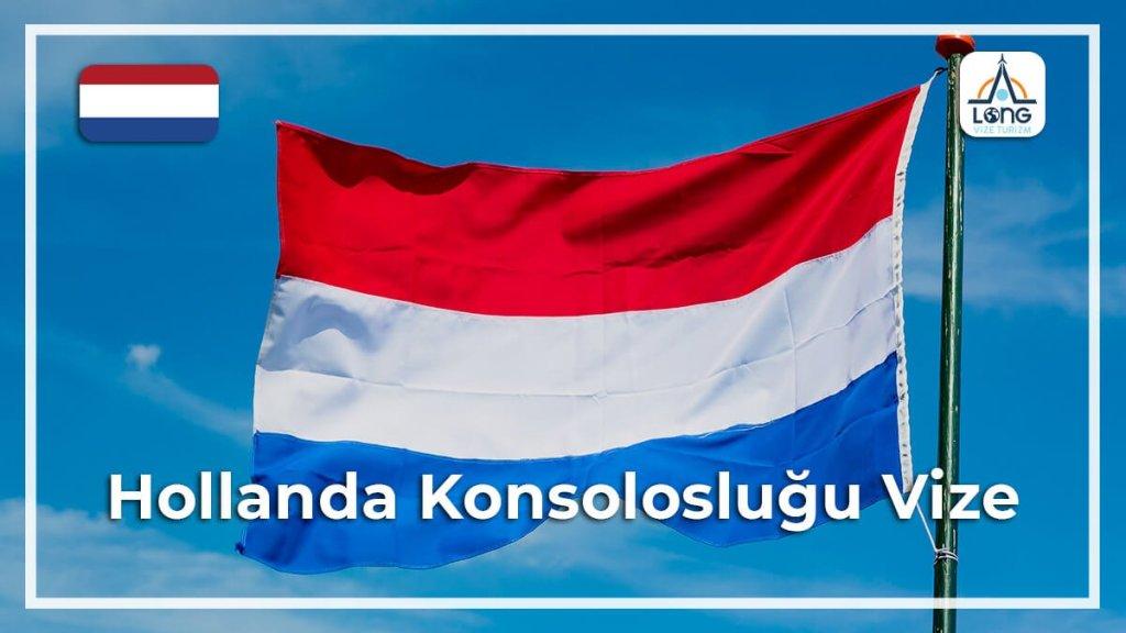 Konsolosluğu Vize Hollanda