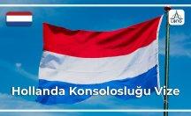 Hollanda Vizesi Nasıl Alınır
