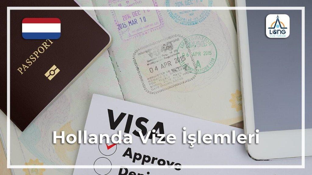 Vize İşlemleri Hollanda